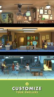 تحميل لعبة fallout shelter مهكرة للاندرويد